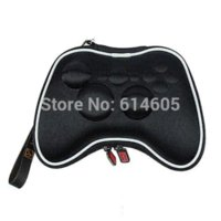 Wholesale Cheap Xbox Controllers Wireless - Black Airform Hard Pouch Case Bag Sleeve for Microsoft Xbox 360 Wireless Controller Other Accessories Cheap Other Accessories