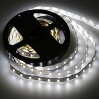 LED 3528 Flexible Led Light Strip 5M 300 Leds SMD 12V chaud pur cool Vert Blanc Rouge Bleu RVB non étanche Hot