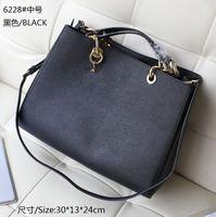 Wholesale Designer Bag Leather Satchel - Hot Sell PROMOTION newest brand fashion designer PU leather cross pattern handbag chain shell bag, shoulder bag Messenger bag