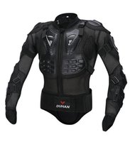 Wholesale Motocross Jacket Duhan - 2014 DUHAN Motocross Armour Full Protector Gears Racing Protective Motorcycle Armor Body Guard Accessories Free shipping
