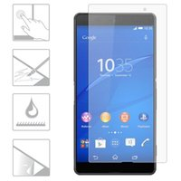Wholesale Mobile Xperia Z - Tempered Glass Screen Protecter for SONY Z1s Z4mini Z5mini Glass Protector For SONY Mobile Phone Anti-scratch