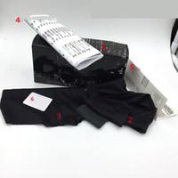 Wholesale Suit Bags Wholesale - HOLBROOK Sunglasses Original Packaging Black Paper Box Sunglasses Case Box Bag Cloth 6 Piece Suit Free Ship Suit For Brand