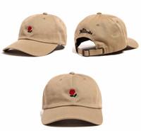 baykuş bayağı şapka toptan satış-Drake dua kap siyah altın baykuş snapback kapaklar gül yer Hotline Bling şapkalar 6 paneli snapback casquette denim şapka strapback spor beyzbol şapkaları
