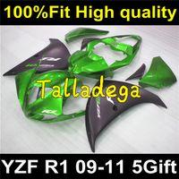 Wholesale Yamaha Body Set - Plastic Body Fairing Set For YAMAHA YZF R1 2009 2010 2011 09 10 11 Body Fairing Kit Y-514