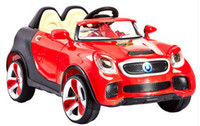 new design shakeproof two seats remote control four wheel ccc certificate electric ride on car for kids