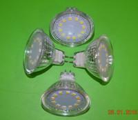 smd conduit mr16 12v achat en gros de-Nouvelle arrivée Mr16 3W 12V LED Spot AC12V Gu5.3 Projecteurs LED SMD GU10 Blanc chaud Frais Blanc Livraison gratuite