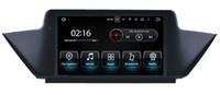 bmw сенсорный экран gps оптовых-Android 8.1 8-дюймовый сенсорный экран автомобильный DVD-плеер для BMW X1 E84 2009-2014 1080P Ipod USB SD-радио 1080P стерео BT GPS навигационная система