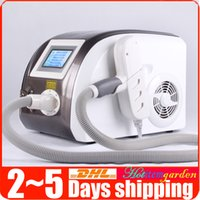 Wholesale Professional Age Pigment Freckle Birthmark Tattoo Removal Q Switch nm Yag Laser Beauty Machine Skin Care Equipment