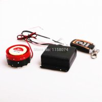 Wholesale Ce Motorcycle Alarm - free ship Motorcycle REMOTE ALARM SWITCH Big Voice and High sensitivity part fit for TaoTao Buyang Coolsport Kazuma Sunl AIM-EX M37050 car