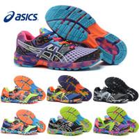Wholesale Noosa Running Women - Asics Gel-Noosa TRI 8 VIII Men Women Running Shoes 100% Original Cheap Jogging Sneakers New Fashion Sports Shoes Free Shipping Size 36-45