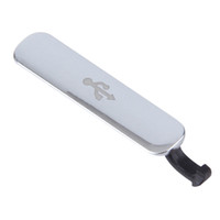 cubierta del puerto galaxy s5 al por mayor-5x cargador USB puerto muelle cubierta impermeable para Samsung Galaxy S5 I9600 G900