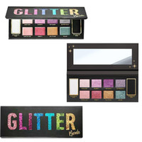 conjuntos de sombras de ojos minerales al por mayor-Marca MAKEUP Glitter Bomb 10 color Sombra de ojos Palette PRISMATIC Eyeshadow Envío rápido gratuito de alta calidad