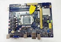 Wholesale Intel H61 Motherboard - H61MXE-K Desktop Motherboard For Foxconn intel H61 LGA 1155 Motherboard IO sheild SATA cables included