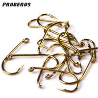 Gros-200pc Fly Fishing Hook 8.000 à 8/12/14/16 Taille fishhook Fly Crochets Pêche Trout Salmon Dry Flies Fish Hook