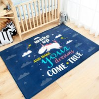 Wholesale Play Car Rugs - Wholesale- Baby Play Mat 170*120*1.8cm Crawling Mat Double Surface Baby Carpet Rug Animal Car+Dinosaur Developing Mat for Children Game Pad