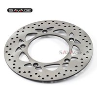 Wholesale Rotor Rear Brake Disc Yamaha - For YAMAHA T-MAX 530 2013-2016 Motorcycle Accessories Rear Wheel Brake Disc Rotor 230mm stainless steel