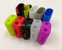 Wholesale Cover Swag - Newest Vaporesso Swag 80W Silicon Case Swag Skin Cases Colorful Soft Silicone Sleeve Cover Skin For Swag 80W Box Mod