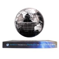 Wholesale Rotating Book - Innovation Magnetic Suspension Book World Globe,6-inch books Globe,Maglev Rotating Globe For Decoration Or Gift