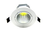 ingrosso interruttore luminoso led dim-Faretto da incasso Super Bright a LED dimmerabile da incasso 5W 7W 9W 12W 15W Faretto a LED da incasso Dimmer da interno Lampada da soffitto Bianco / Bianco caldo