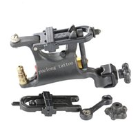 Wholesale Dragonfly Tattoo Machine Kits - Body Art Kits 1pc Professional Black Butterfly Liner Shader Rotary Tattoo Machine Multi Function Rotary Tattoo Machine Dragonfly free sh...