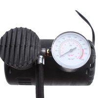Wholesale Compressor China - From China Low price Portable Mini Car Tire Air Compressor 250PSI and 300PSI 12Volt with Pressure Checking Gauge