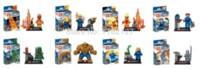 Wholesale minifigures building blocks online - Action figures SY167 Super Heroes Avengers fantastic Four and Fantastic Four starnger Minifigures building Blocks Toys