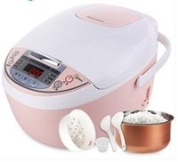 Wholesale Rice Cookers Mini intelligent rice cooker home authentic special cooking hot food porridge soup