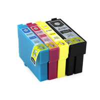 Wholesale ink for epson stylus - YOTAT 1set Compatible for Epson T1301 T1302 T1303 T1304 ink cartridge for Epson Stylus SX525WD SX535WD SX620FW Office B42WD BX525WD BX625FWD