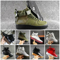 1 Special Field SF Mid Basketball Shoes High Quality Sports Boots Trainers para homens e mulheres Skate Shoes Mid Athletic Sneakers US5.5-US11