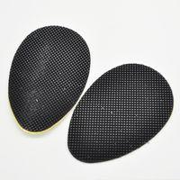 клеи для обуви оптовых-Wholesale-2pcs/lot Anti Slip Pad Ground Grips Under Soles Cushion Under Shoe Anti Slip Sole Adhesive Pad Unisex FreeShipping Y60*JJ0324#M5