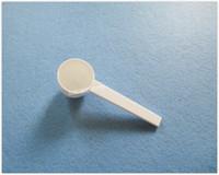 Wholesale Milk Powder Scoop - Plastic Scoop 5 gram 10ML Measuring Tool HDPE Spoon for food Liquid medical milk powder - white 100pcs lot OP858
