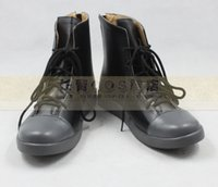 Wholesale Serena Cosplay - Wholesale-Pocket Monsters X Y Serena cos Cosplay Shoes Boots shoe boot #CQ018 anime Halloween Christmas