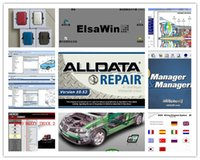 Wholesale Alldata Software For Cars - Newest v10.53 alldata mitchell ondemand + Mitchell Ultramate + atsg+ vivid + etka + mitchell heavy truck 49in1 hdd 1tb for all cars data