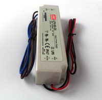 Wholesale Meanwell Switching Power Supply - Original Meanwell LPV-100-24 led driver DC 24V switching power supply electronic transformer for led light 100W led driver