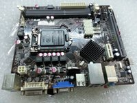 H61H2-MV Desktop Motherboard 17X19 Intel H61 LGA 1155 MINI Placas-mãe