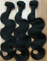 Wholesale Weaved Hair Wholesaler - Brazilian human Hair 8A Brazilian Body Wave 3 Pcs Brazilian Hair Weave Bundles Rosa Queen Hair Products Curly Weave Human Hair