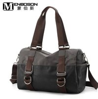 Wholesale High Quality Mens Bags - Relaxed ways toward brand factory outlet brand mens bags into color male bag trend high-capacity spell color high quality leather hand bag
