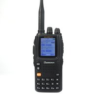 Wholesale Wouxun Dual Band - Wouxun KG-UV9D(Plus) Dual Band UHF VHF Dual Display Multi Band Receive Cross-Band Repeater FM VOX DTMF Two Way Radio A7227A