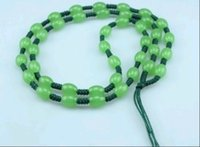 Lady's Handcraft Jade Beads necklace