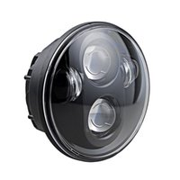 """Wholesale Projector Low Beam - 5.75"""" CREE LED Headlight 40W 30W High Low Beam Projector Daymaker Headlamp For Harley Davidson Motorcycle"""