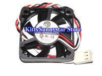 Wholesale hard drive fans - New Original Power Logic 4010 PLA04010S12M-1 12V 0.08A 3Wire Cooling Fan