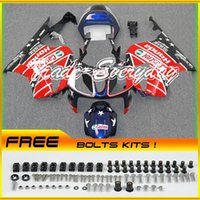 ABS Mold Fairing Fit VTR1000 RC51 SP1 SP2 2000-2006 VTR 1000 00-06 Castrol Rennversion 10N34