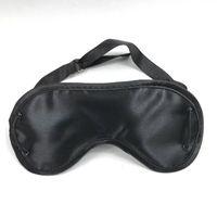 Wholesale Mask Bag - 2017 new style eye mask with C word black eyemask polye with logo packing bag