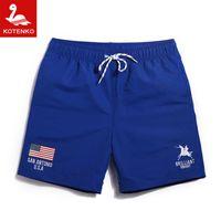 Wholesale Men Swim Boxer Shorts - Wholesale-Men Swim Shorts Beach Board Surf Wear Boxer Trunks Mens New Swimwear Swimsuits Swimming Boardshorts Run Sports Outdoor Shorts