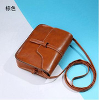 Wholesale Wholesale Coffee Bags Handbags - Fashion bags and fashion designer handbags _2015 new spring and summer temperament Shoulder Messenger Bag V crocodile bag decoration