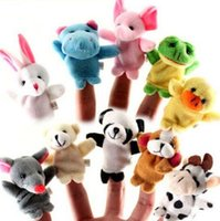 Wholesale Toy Story Stick - New fingers even double with a foot animal hands to give the baby story is a good helper plush children's toys