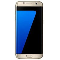 Wholesale Andriod Cellphones - S7 edge cellphone 5.5inch 1GB 4GB 3G WCDMA Metal Frame MTK6580 Andriod 6.0 Curved screen GPS WIFI can show 4G 128g FAKE 4g