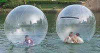 Wholesale inflatable walking zorb pvc ball online - 2M inflatable water walking balls PVC inflatable zorb ball waters walk ball inflatable dancing balls sports ball floating water balls