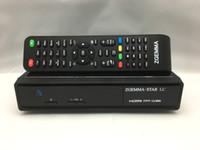 Wholesale Digital Cable Set Top Box - 10PCS Original Zgemma star LC FTA HD ENIGMA2 LINUX OS zgemma star lc DVB-C cable tv set top box digital cable receiver