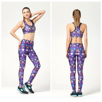 Women Sportwear Europe Elastic Jogging Yoga Suit Gym Respirável High Waist Tracksuit Fitness Exercise Sexy Two Piece Set Moda LNSTZ